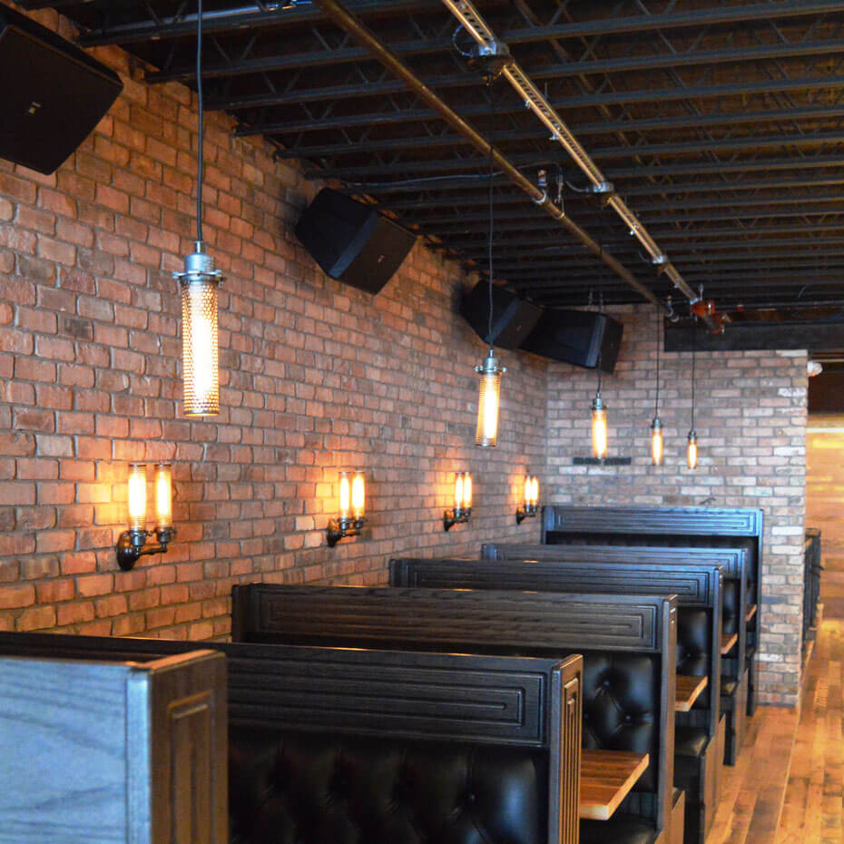 Reclaimed Thin Brick Walls