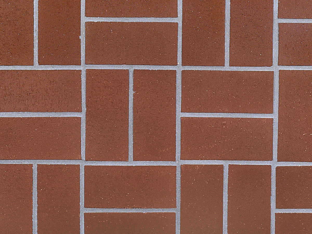 Thin brick havana red 250 brick veneer for Brick veneer floor